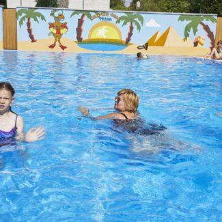 Camping Oase Praha - bazén